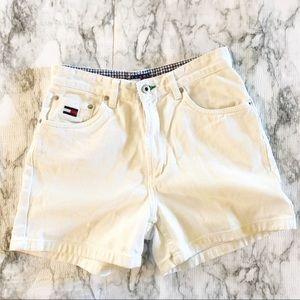 Tommy Hilfiger vintage 90's High waist shorts sz 6
